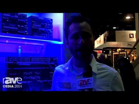 CEDIA 2014: Key Digital Showcases Its Champion Series 4K Simple Switchers