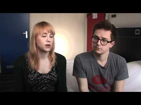 Interview Wye Oak - Jenn Wasner and Andy Stack (part 3)