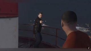 GTA 5 - Ending D / Michael Kills Franklin (Fan-Made Ending Created With The Rockstar Editor)