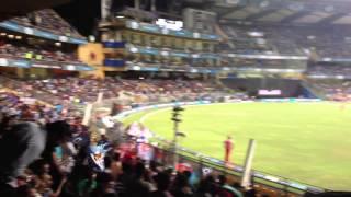 Mumbai Indians vs RCB IPL 2013 time out