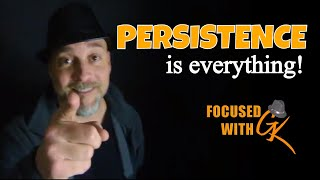 """Focused with GK presents:  """"Persistence""""   GK Vlogs - episode 4"""