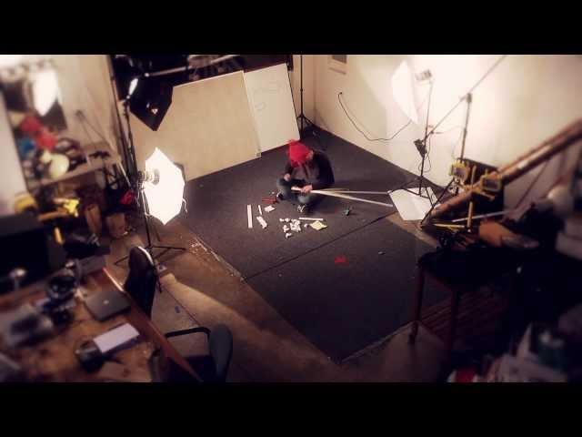 FSTOPPERS BTS Wild Edible Music Video