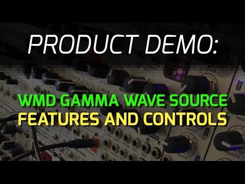 WMD Gamma Wave Source