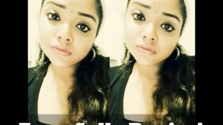 Enna Solla Pogirai Cover by Jayita Ashwini