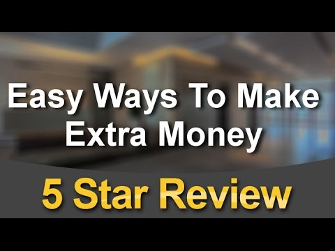 Easy Ways To Make Extra Money Los Angeles Exceptional Five Star Review by Maria D.