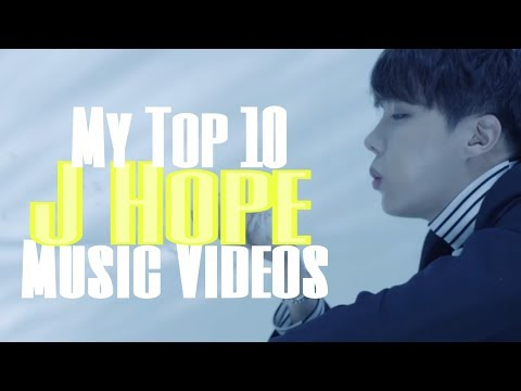 My Top 10 J-Hope Music Videos