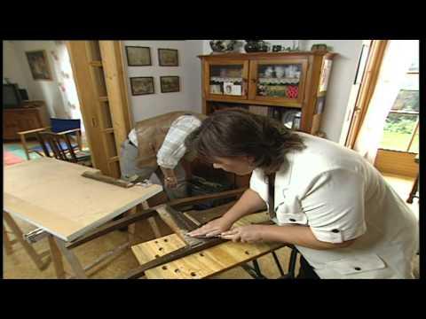 Renovierungs- & Heimwerk Tipps: Marode Küchenstühle Aufpeppen & Restaurieren