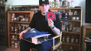 Unboxing 2012 Dodgers Season Tickets