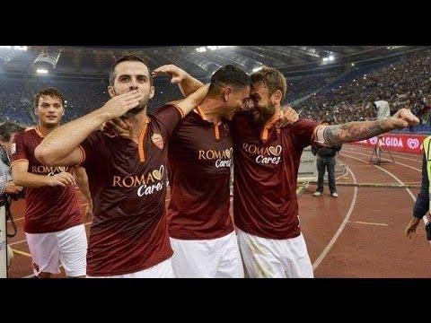 Stagione 2013/14 - Roma Napoli 2-0 - L'ottava meraviglia giallorossa