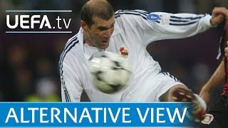 Zidane's 2002 UEFA Champions League final volley - Watch it from every angle!