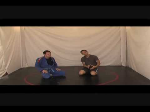 BJJ Training Drills- How to Do a Top 4 Point Flow Drill Part 1 Image 1
