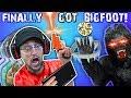 BIGFOOT CAUGHT: Musical Edition! (FGTEEV Finding Bigfoot Mobile Fake)