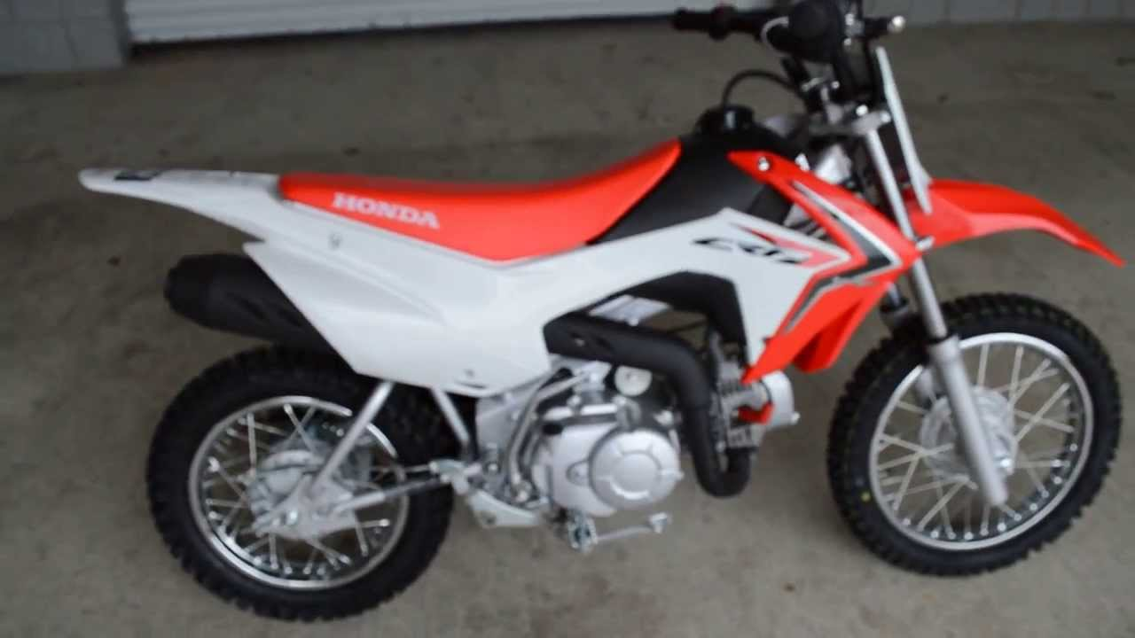 2014 crf110 sale honda of chattanooga tn motorcycle for Honda motorcycle dealers in tennessee