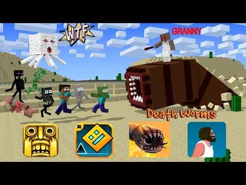 Monster School: Season 2 - Minecraft Animation