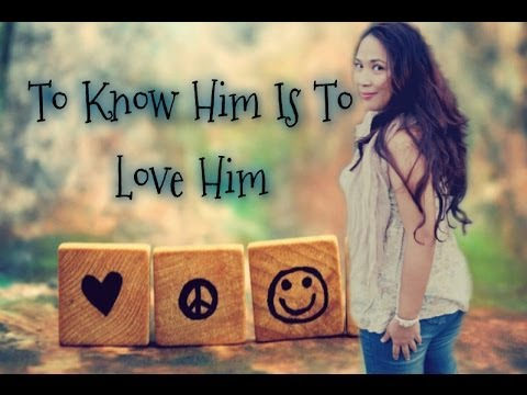 Lea - To Know Him Is To Love Him