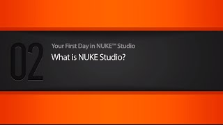 What is NUKE STUDIO? by Digital-Tutors