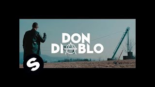 Клип Don Diablo - On My Mind