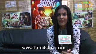 Chandini At Vil Ambu Movie Team Interview