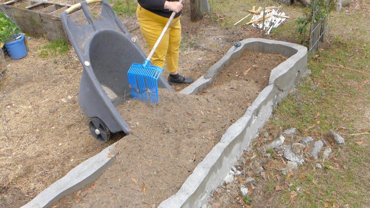 Preparing the soil for my heirloom seed garden don 39 t dig for The soil 02joy