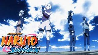 Naruto Shippuden - Opening 2   Distance