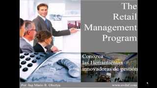 Curso de Especializacion The Retail Management Program (e-learning)