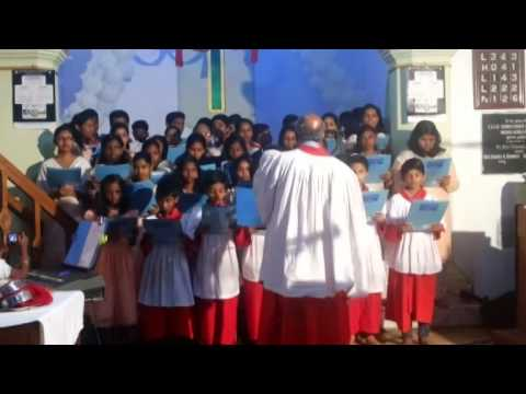 Sing Lullaby By St.thomas C.s.i Church Kumaranallor video