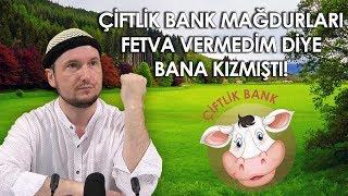 Çiftlik Bank mağdurları fetva vermedim diye bana kızmıştı! / Kerem Önder