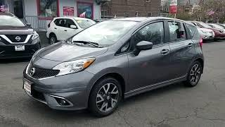 2016 Nissan Versa Note SR Jackson Heights, Bronx, Brooklyn, Manhattan, Queens