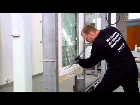Seguridad contra la intrusión de - Puertas y ventanas FINSTRAL