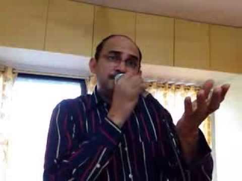 Chand sitare phool aur khushboo ... sung by Shailen Ambegaokar...