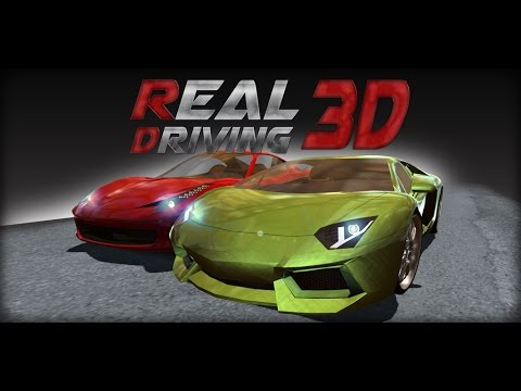 Real Driving 3D APK Cover