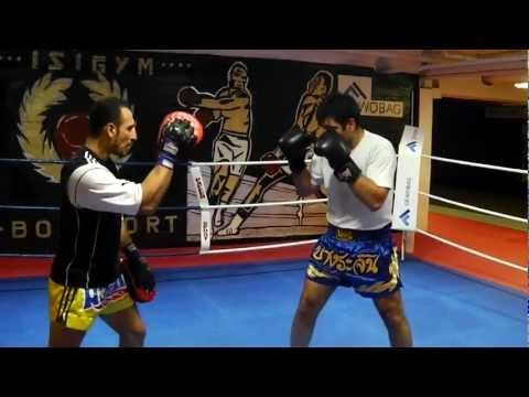 Kickboxing Pad Workout Image 1