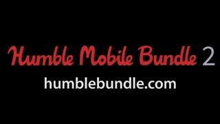 Introducing Humble Mobile Bundle 2