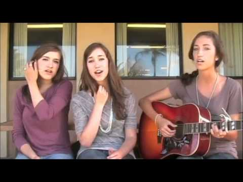 Skyscraper- Demi Lovato Cover by Gardiner Sisters Music Videos