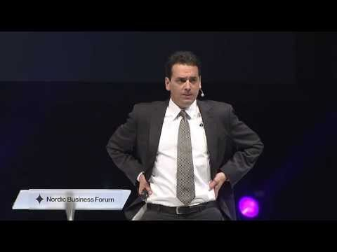 NBForum 2012 - Daniel Pink: Self-Direction vrs Management
