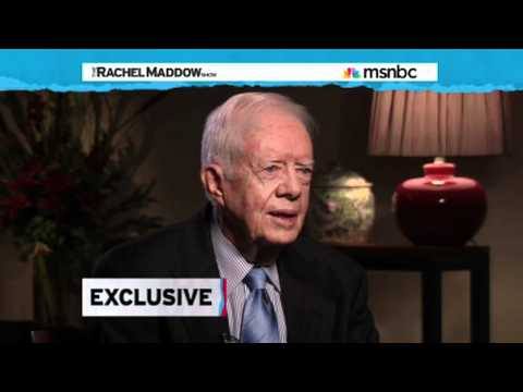 Jimmy Carter on Religion, Reagan, Republicans, and Obama