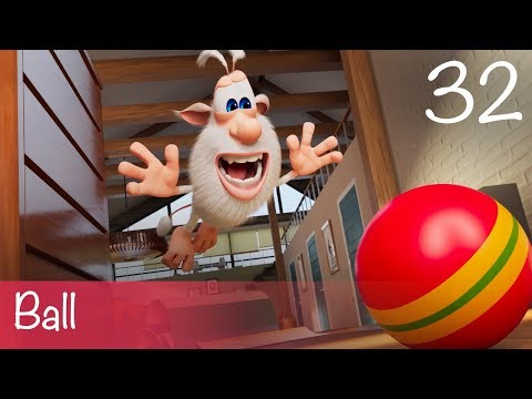 Booba - Ball - Episode 32 - Cartoon for kids thumbnail