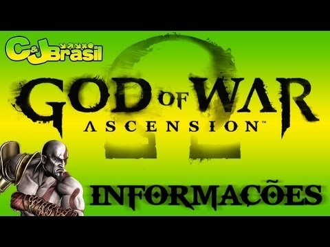 CJBR - God of War: Ascension - Novas Informaes - Noberto Gamer