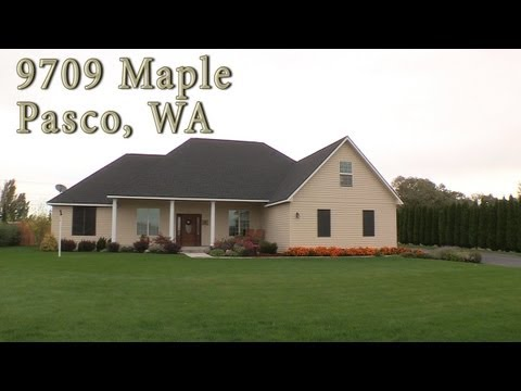 9709 W Maple Drive Pasco WA | Ken Poletski | Video Tour