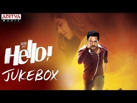 HELLO! Songs Jukebox | Akhil Akkineni, Kalyani Priyadarshan | Vikram K Kumar | Anup Rubens