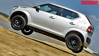 Maruti Suzuki Ignis - First Drive Review