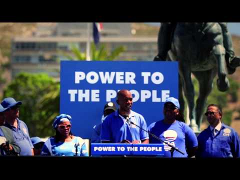 #PowerToThePeople March and Rally