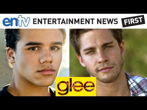Glee Season 4 New Cast Members Preview: Jacob Artist & Dean Geyer