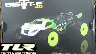 Unboxing: Team Losi Racing 8IGHT-TE 3.0 1/8 Electric Truggy