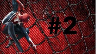 SPIDERMAN PS4 PT 2!!! NEW SUIT!!!