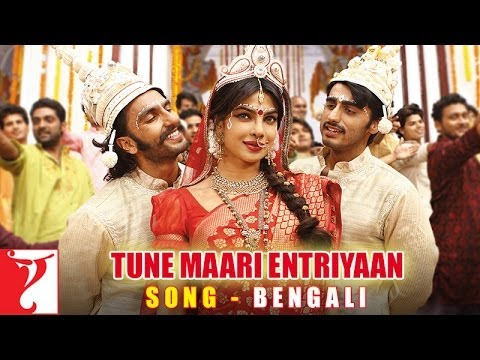 Tune Maari Entriyaan - Song - Bengali - Gunday video