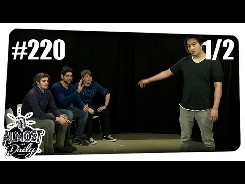[1/2] Almost Plaily #220 | Scharade mit Budi, Colin Schummel