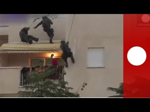 Video: Israel Anti-terror Commandos In Action To Rescue 4-year-old Girl video
