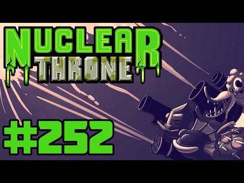 Tom plays Nuclear Throne (PC) - Episode 252 [Crystal Ultra Mutations]