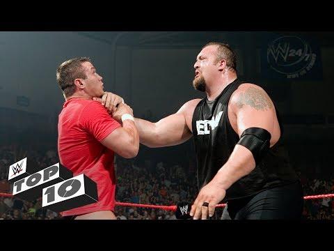 Amazing Superstar Shake-ups: WWE Top 10, April 16, 2018